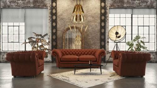 Мека мебел Mobiladalin